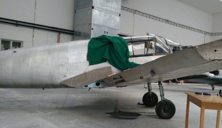 Messerschmitt Bf 108 001